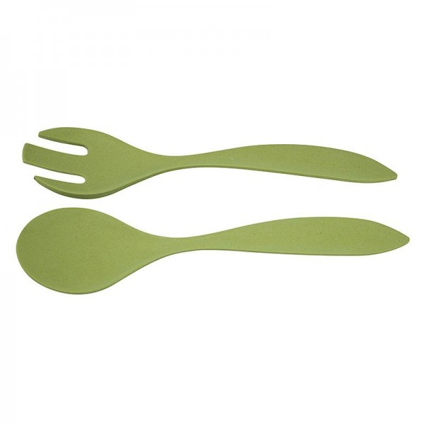 Salatbesteck SAL&ED Green Pastell