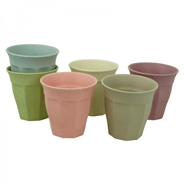 Becher CUPFUL OF COLOUR L DWN Grey Pastell