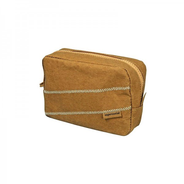 Kulturtasche ON THE ROAD SHORT STAY Brown