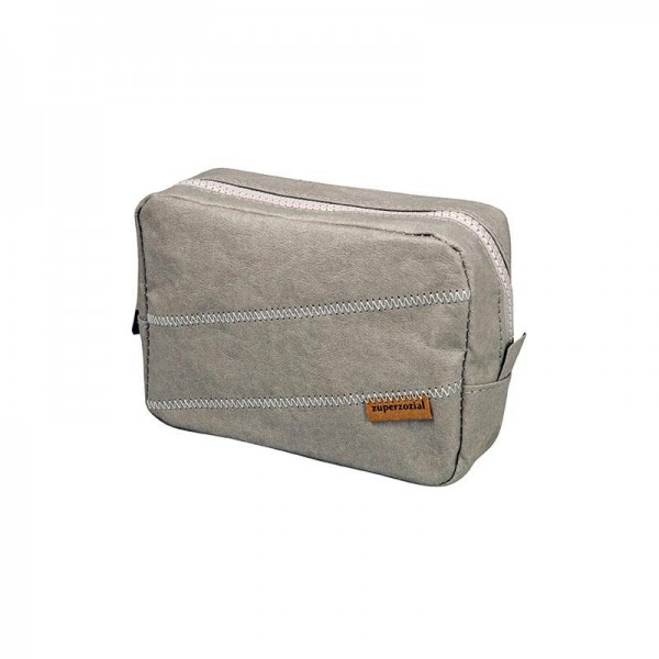Kulturtasche ON THE ROAD SHORT STAY Grey
