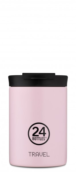 To Go Becher Candy Pink 350ml von 24bottles