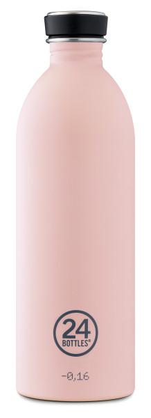 24bottles Urban Trinkflasche Dusty Pink 1L