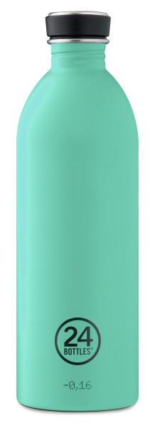 Trinkflasche Mint 1L von 24bottles