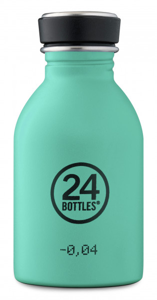 Trinkflasche Urban Mint 0,25L von 24bottles