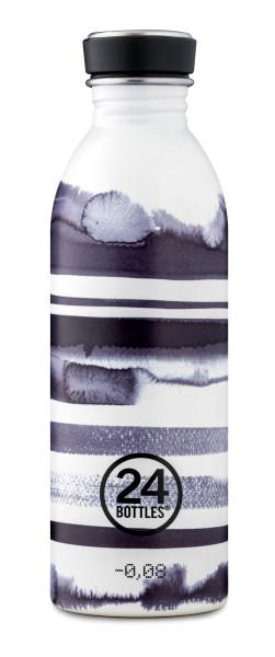 Trinkflasche Urban Stripes 0,5L von 24bottles