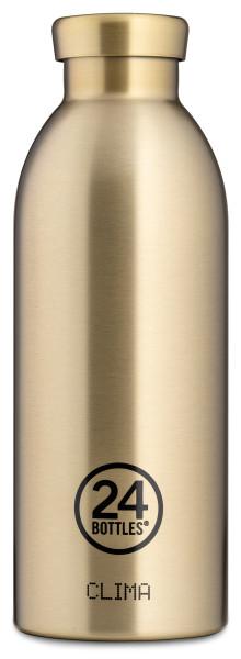 Thermosflasche Clima Prosecco Gold 0,5L von 24bottles