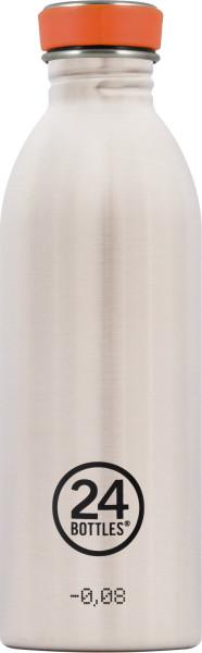 Trinkflasche Urban Stahl 0,5L von 24bottles