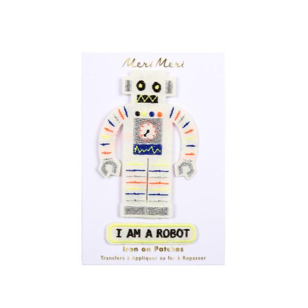 Aufnäher Roboter von Meri Meri