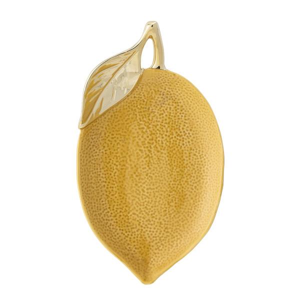 Kleiner Teller Zitrone Gelb von Bloomingville