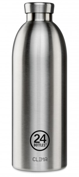 Thermosflasche Clima Steel 0,85L