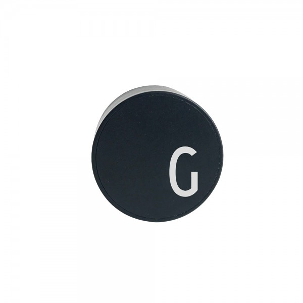 Design Letters Netzstecker für Ladekabel Buchstabe G