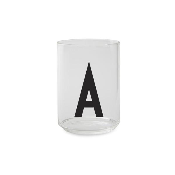 Trinkglas A von Design Letters