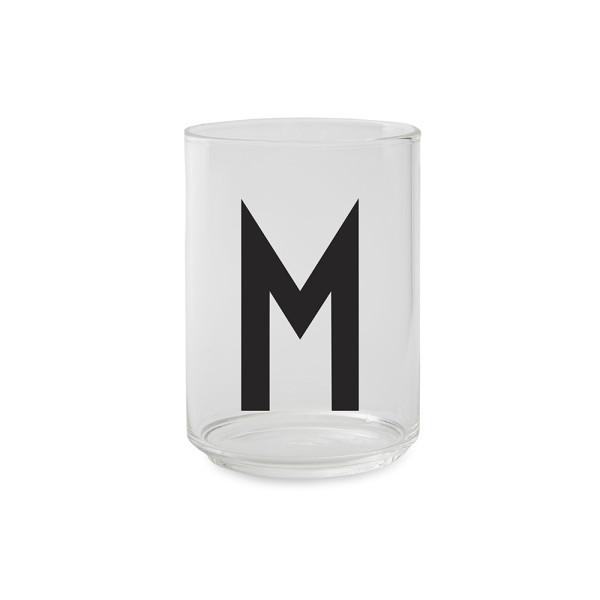 Trinkglas M von Design Letters