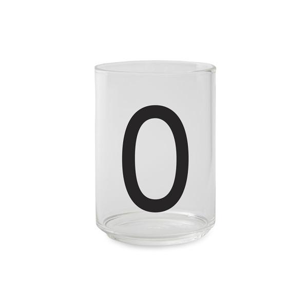 Trinkglas O von Design Letters