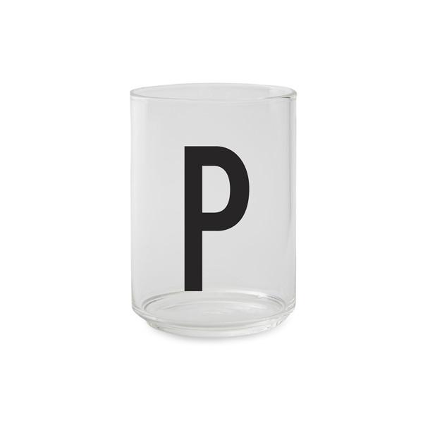 Trinkglas P von Design Letters