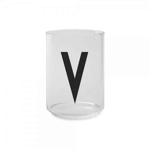 Trinkglas V von Design Letters