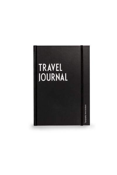 Notebook Travel Journal von Design Letters