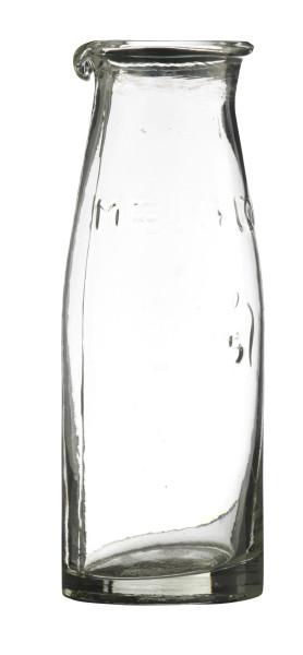 Milchflasche Glas