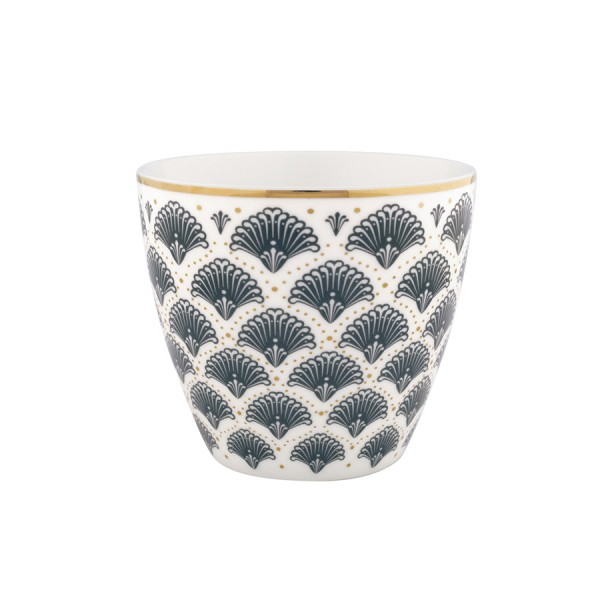 Latte Cup Elvina Grey