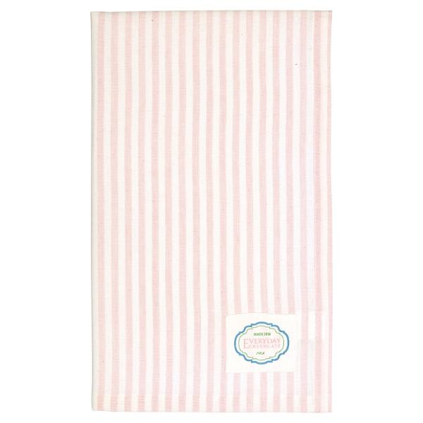 Geschirrhandtuch Alice Stripe Pale Pink