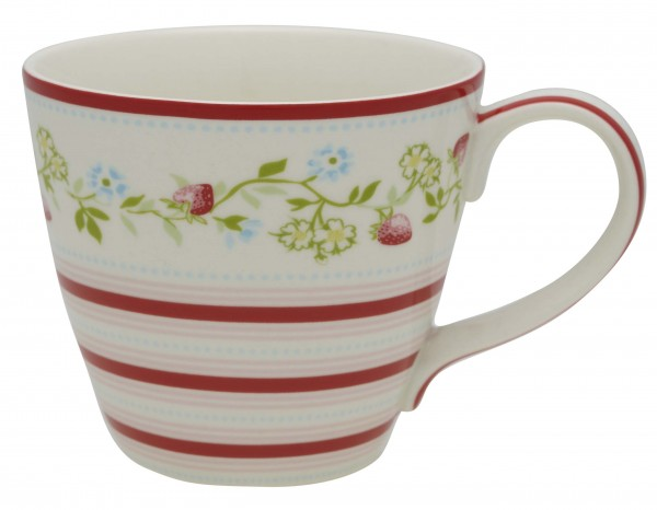 Tasse Gloria White von GreenGate