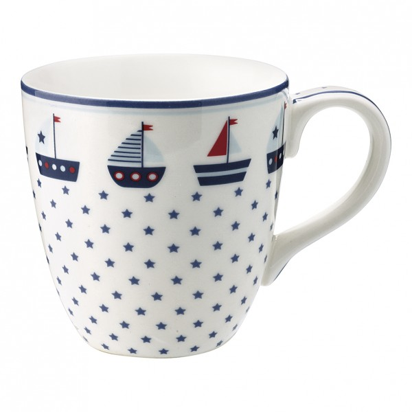 Kindertasse Noah Blue von GreenGate