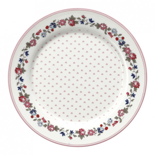 Kinderteller Ruby Petit White von GreenGate
