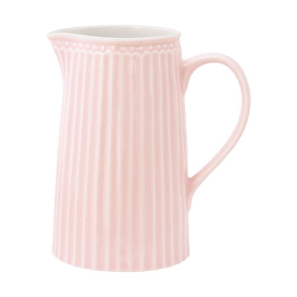 Krug Alice Pale Pink 1l