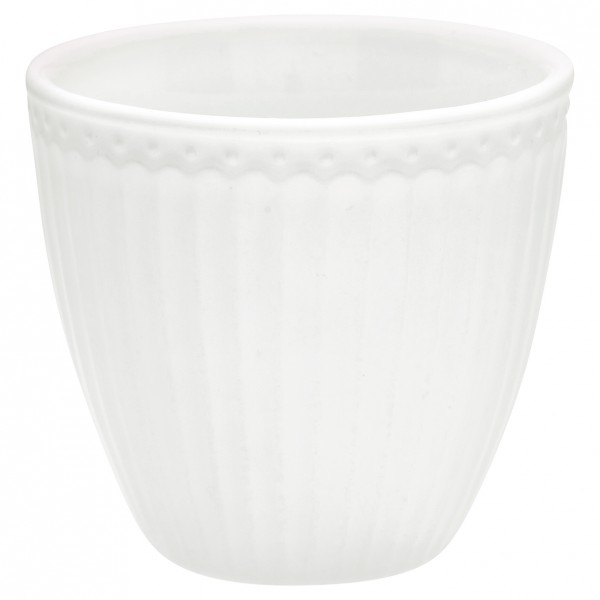 Latte Cup Alice White von GreenGate