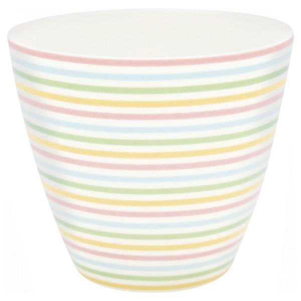 Latte Cup Ansley White von GreenGate