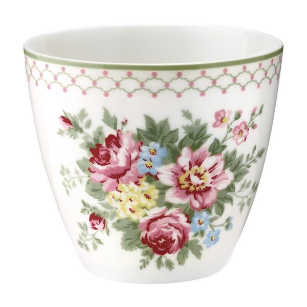 Latte Cup Aurelia White von GreenGate