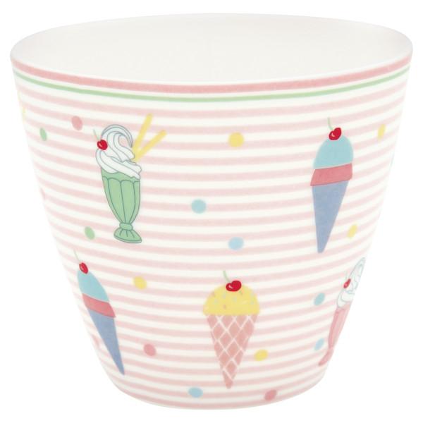 GreenGate Latte Cup Isa Pale Pink