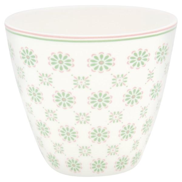 Latte Cup Mila White von GreenGate