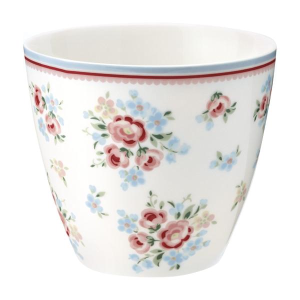 Latte Cup Nicoline White von GreenGate