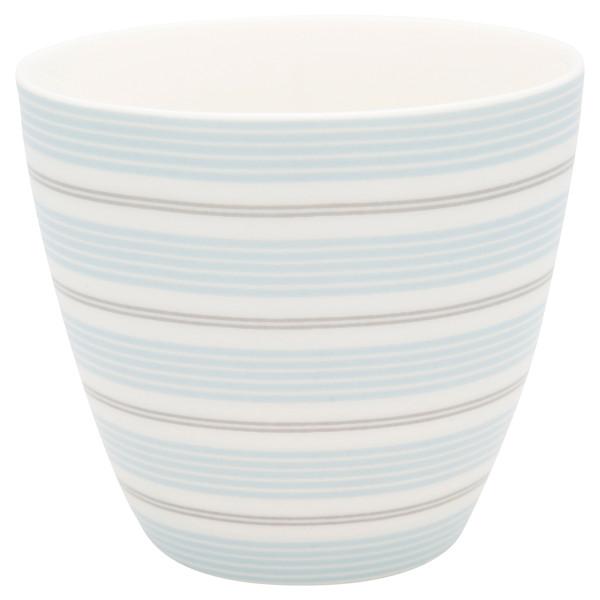 Latte Cup Tova Pale Blue von GreenGate