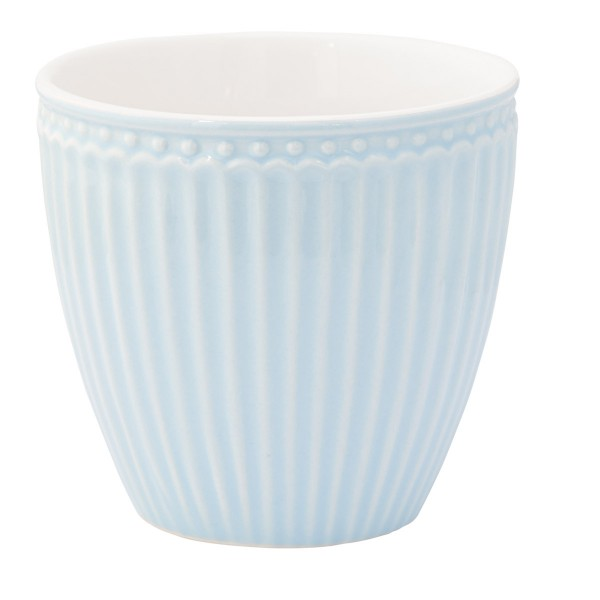 Latte Cup Alice Pale Blue