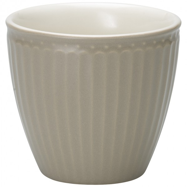 Latte Cup Alice Warm Grey von GreenGate