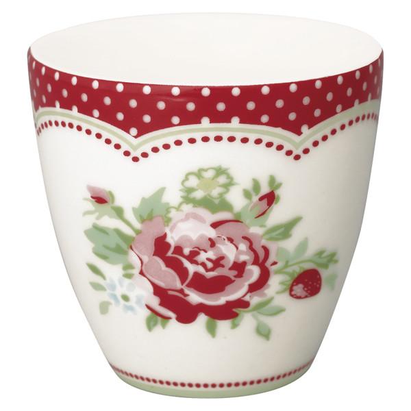 Mini Latte Cup Mary White von GreenGate