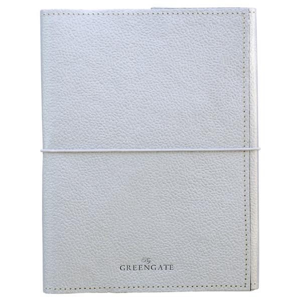 Notizbuch A5 Silver