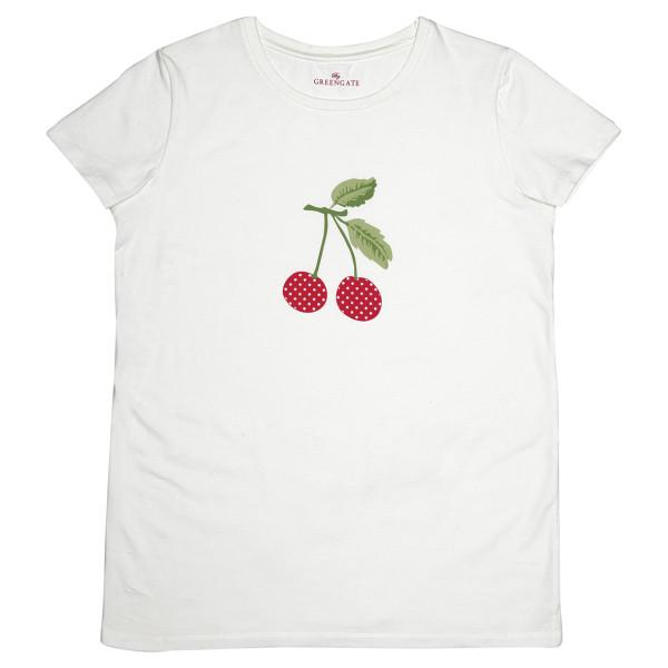 T-Shirt Cherry Mega White S/M