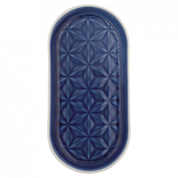 Tablett S Kallia Dark Blue