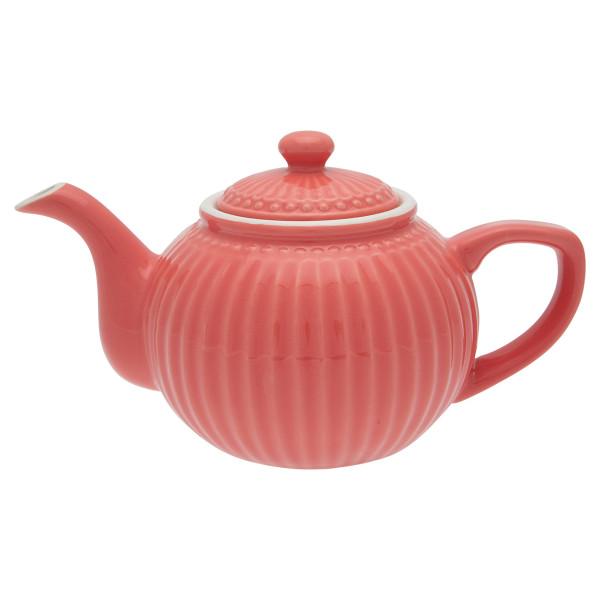 Teekanne Alice Coral von GreenGate
