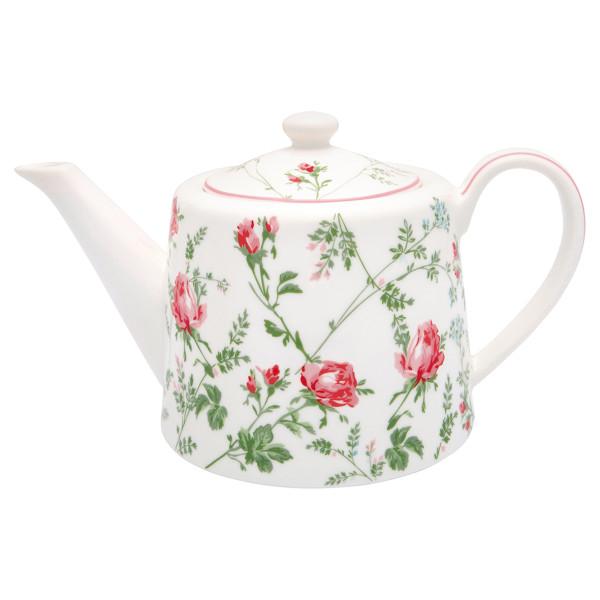 Teekanne Constance White von GreenGate