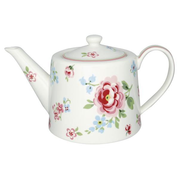 Teekanne Meryl Mega White von GreenGate