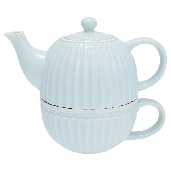 Teekanne for One Alice Pale Blue