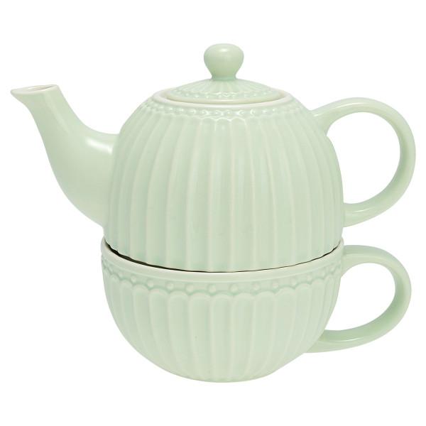 Teekanne for One Alice Pale Green