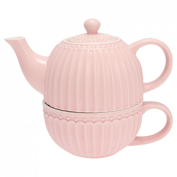 Teekanne for One Alice Pale Pink von GreenGate