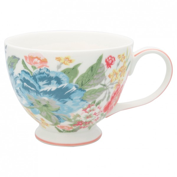 Teetasse Adele White von GreenGate