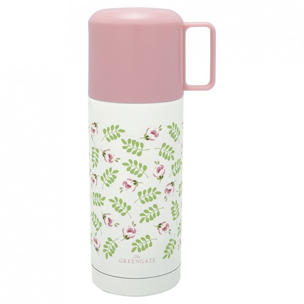 Thermoskanne Lily Petit White 350ml von GreenGate