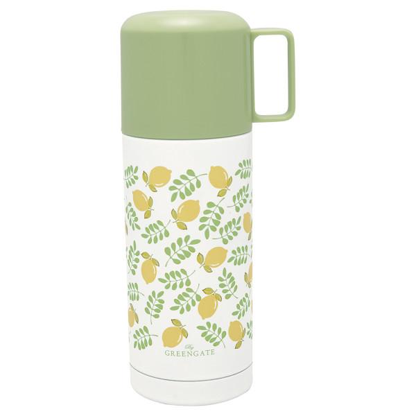 Thermoskanne Limona Petit White 350ml von GreenGate